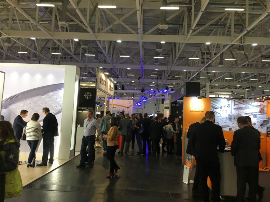 Sonepar Partnerteff in Augsburg